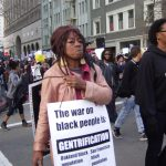 """Dec. 13, 2014, """"Millions March"""" in Oakland, Calif. Photo by David M'Oto for News & Letters."""
