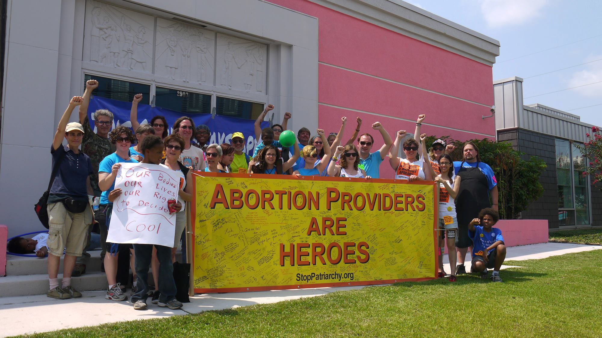 abortion providers