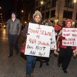 Feb. 4 Chicago Teachers Union rally downtown for a fair contract. Photo credit: sarah-ji, flickr.com/photos/sierraromeo/24918727256/