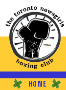 Newsgirls boxing club