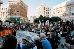 On Sept. 13, 400 people gathered at Frank Ogawa/Oscar Grant Plaza to voice their solidarity with the Standing Rock Lakota who are fighting to stop the Dakota Access Pipeline. Photo by D. Chêneville for News & Letters.