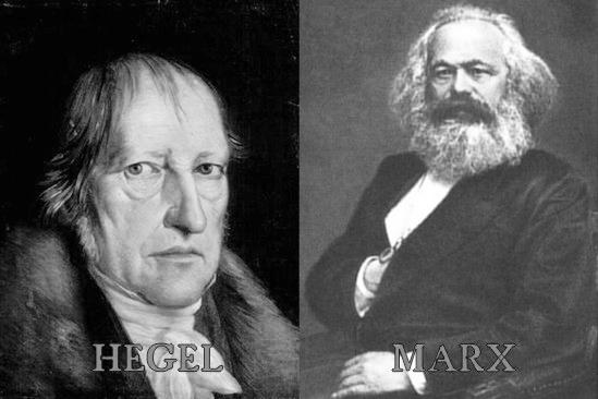 Hegel:Marx