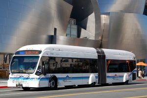 One of the buses run by Foothill Transit. Photo: Wikipedia.org