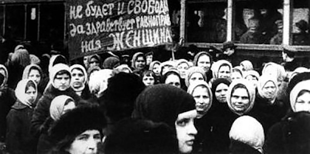 on the 100th anniversary of the russian revolution  historic initiative of the masses and lenin